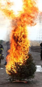 Your holiday decorations need proper care so your Christmas doesn't go up in flames.