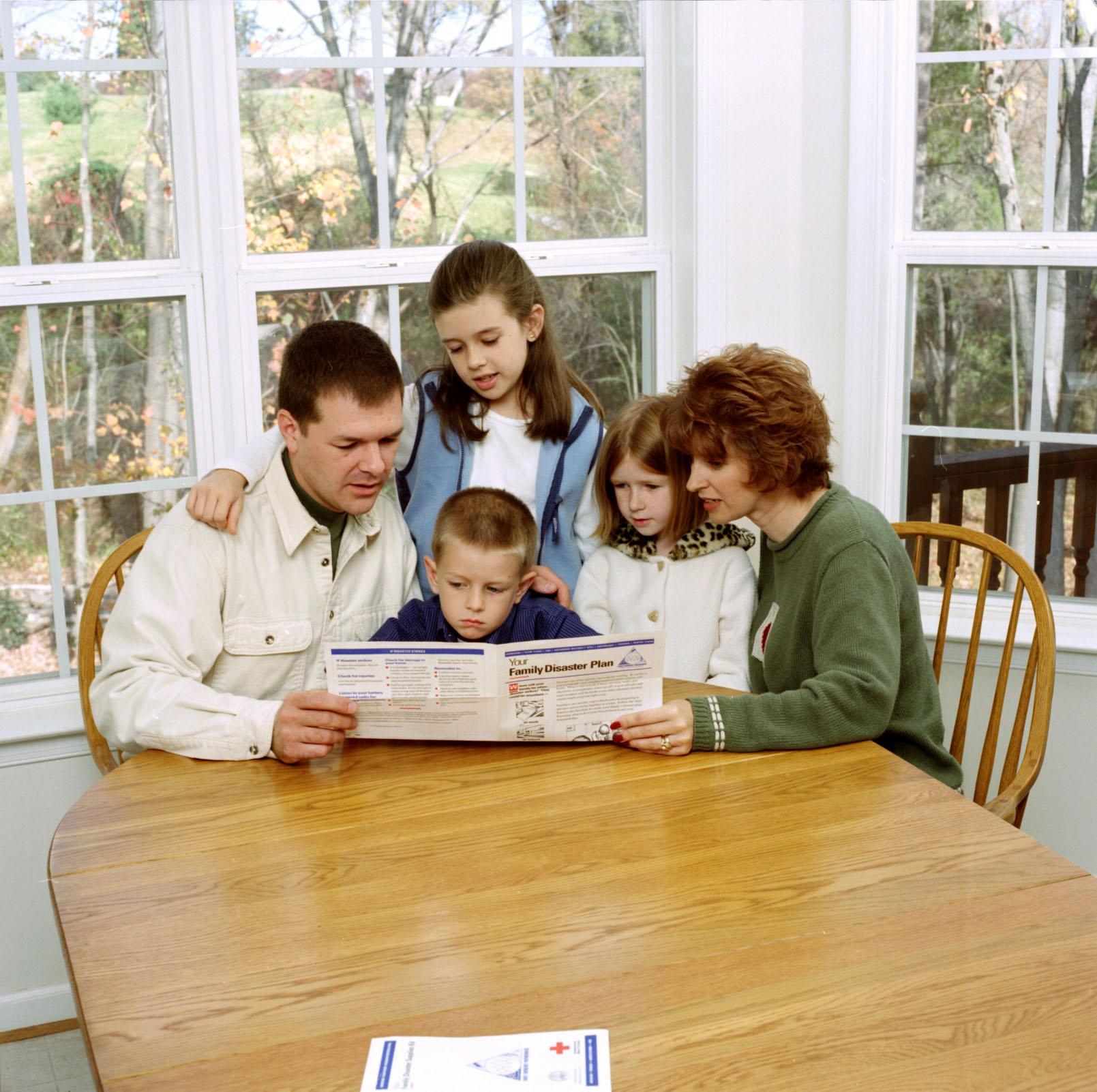 September is national preparedness month for Www family planning com
