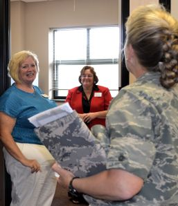 Office Opens at SJAFB