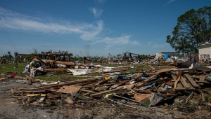 tornado damage in chocowinity