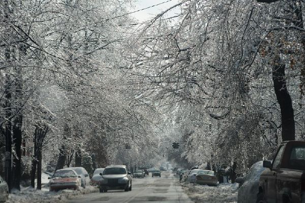 Kentucky Ice Storm