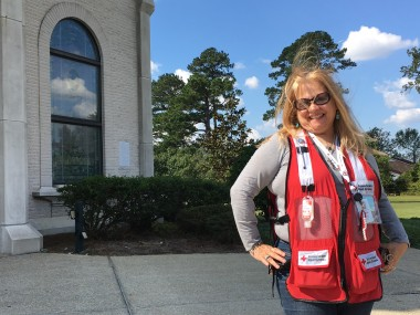 20181005_Hurricane Florence_Volunteer_Louisa