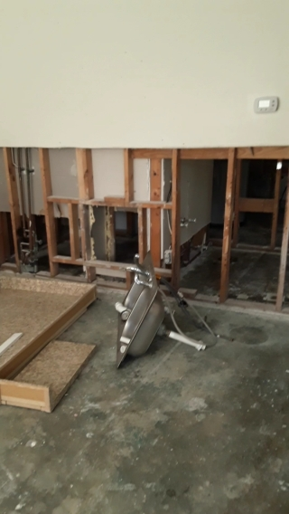 Shanks home damaged