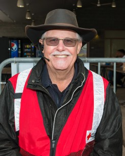 Larry Cockrell, American Red Cross Volunteer